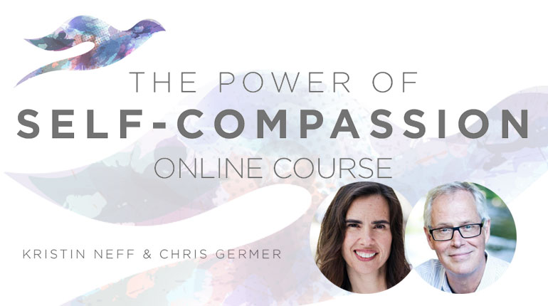 The Power of Self-Compassion with Kristin Neff and Chris Germer