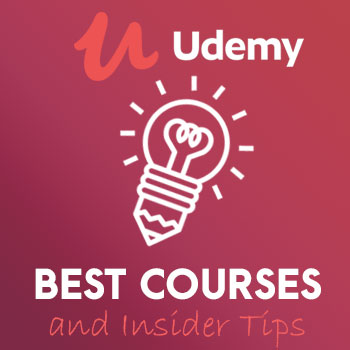 Udemy Coupon Deal Popular and Trending Courses