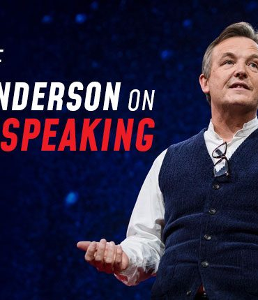 Secrets of Chris Anderson on Public Speaking