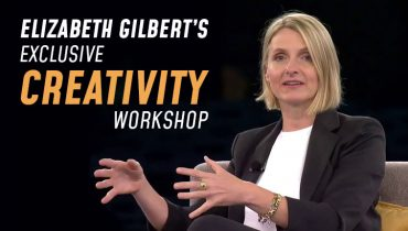 Elizabeth Gilbert's exclusive Creativity Workshop Review