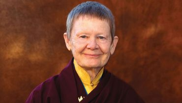 Pema Chodron's Living With Vulnerability Online Course