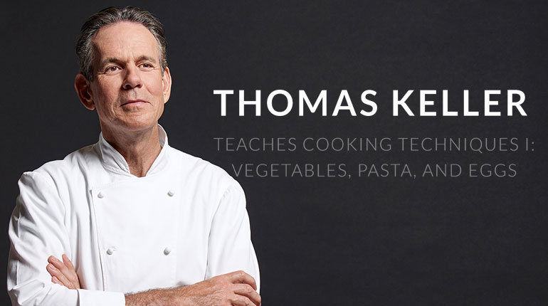 Award-Winning Chef Teaches Cooking Techniques