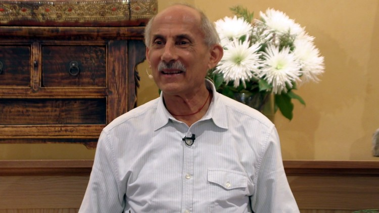 Mindfulness Meditation with Jack Kornfield