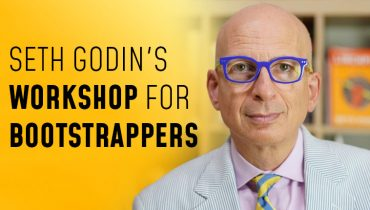 Seth Godin's Workshop for Bootstrappers
