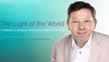 The Retreat Live Event with Eckhart Tolle
