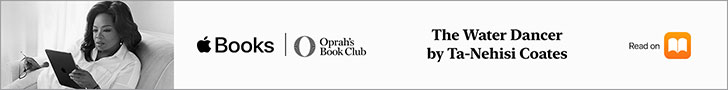 Oprah's Book Club: The Water Dancer by Ta-Nehisi Coates Review