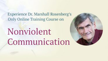 Marshall Rosenberg's Nonviolent Communication Online Course