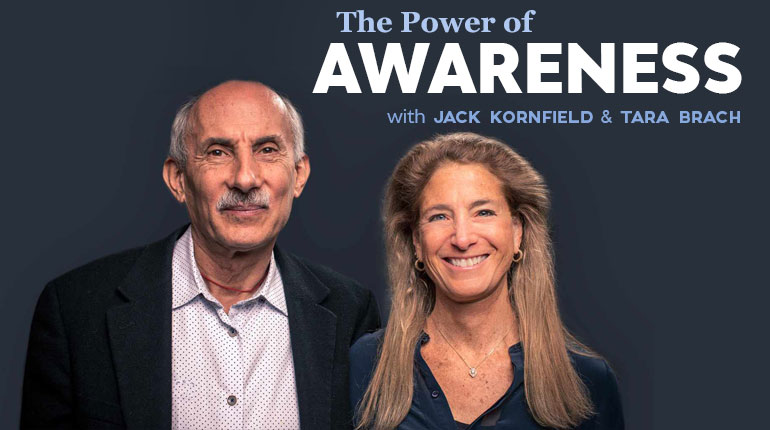 The Power of Awareness Mindfulness Online Course | Spiritual Cell