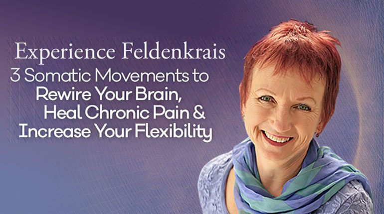 The Experience Feldenkrais with Lavinia Plonka