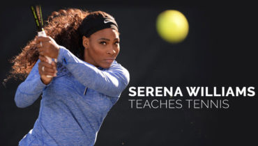 Serena Williams's Advanced Tennis Techniques Online Course