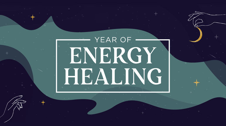 Year of Energy Healing Online Course
