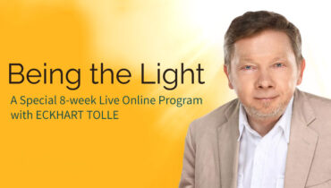 Eckhart Tolle's Being the Light Online Course