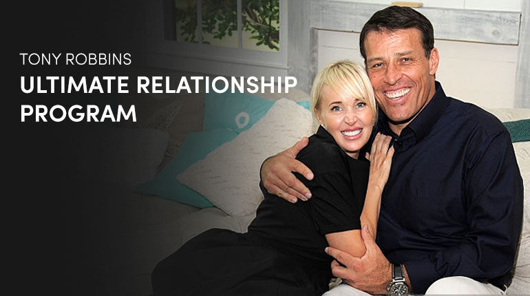 Create a Long-lasting, Passionate Relationship by Tony Robbins