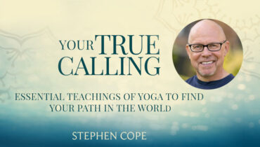 Stephen Cope's course Your True Calling