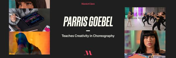 Parris Goebel Teaches Creativity in Choreography