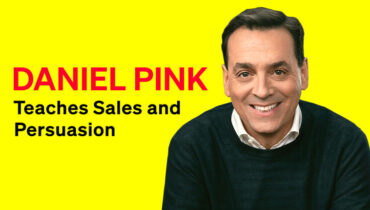 Daniel Pink's Sales and Persuasion Online Course