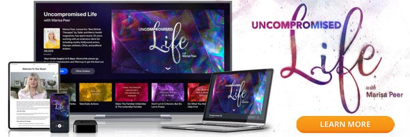 Uncompromised Life Program by Marisa Peer