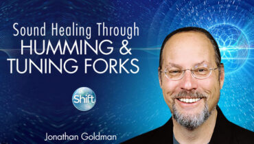 Sacred Vibrational Frequencies with Jonathan Goldman